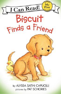 Biscuit Finds a Friend By Capucilli, Alyssa Satin/ Schories, Pat/ Schories, Pat (ILT)